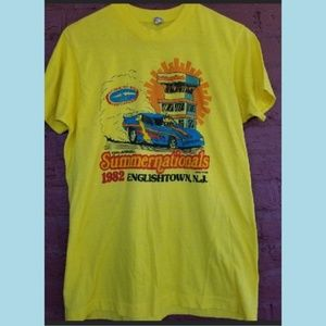 Other - NHRA 13th Annual Summer Nationals Vintage TShirt